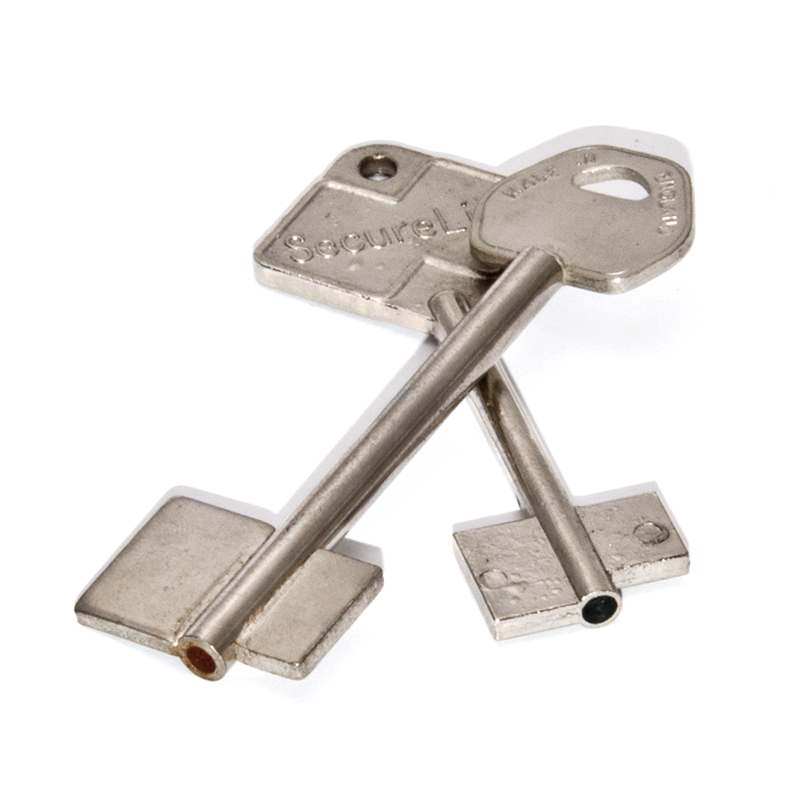 Single / Double-bit Safe Keys